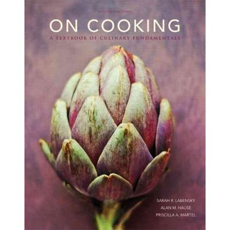 On Cooking: A Textbook of Culinary Fundamentals by