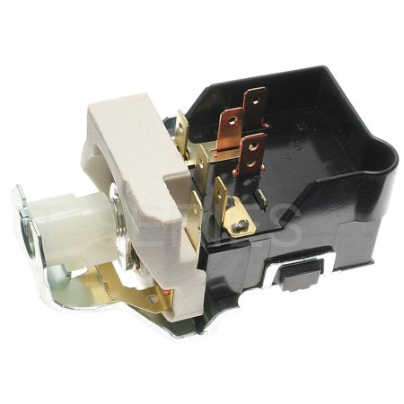 Standard Motor Engine Management DS177T Headlight Switch T Series OE Replacement; 7 Terminals; Black - image 1 de 1