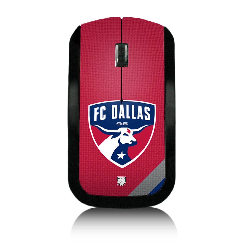 FC Dallas Wireless USB Mouse MLS