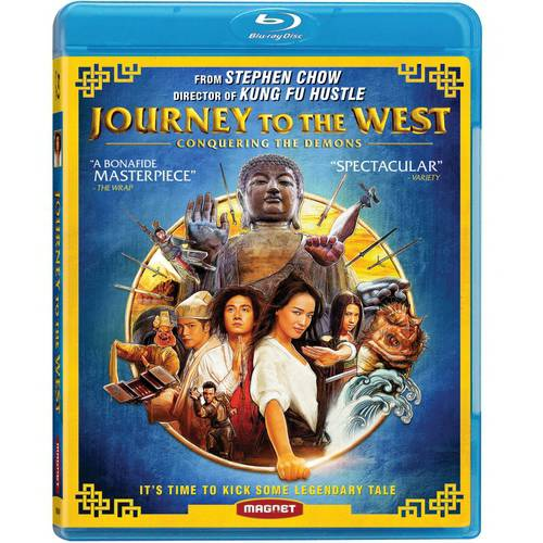 Journey To The West (Mandarin) (Blu-ray) (Widescreen)