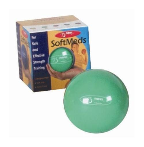 2.2-pound FitBALL SoftMeds Pilates & Exercise Ball
