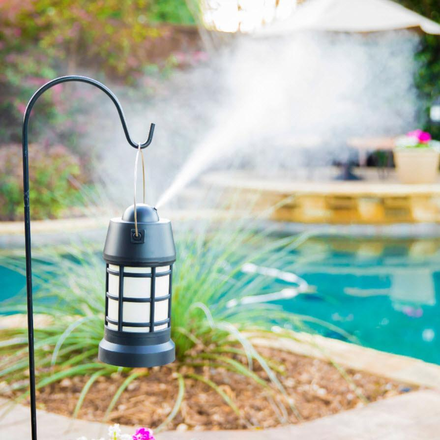 MosquitoNix On The Go Portable Misting System