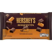Hershey's Nuggets Extra Creamy Milk Chocolate with Toffee, 12 Oz.