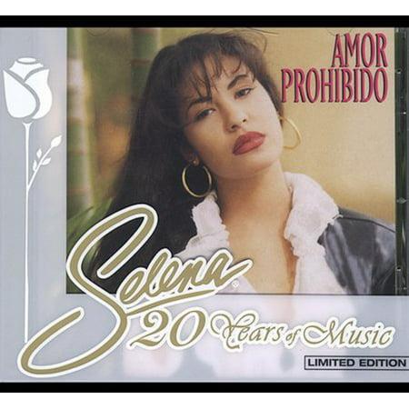 Amor Prohibido (Remaster) (Limited Edition) (CD)