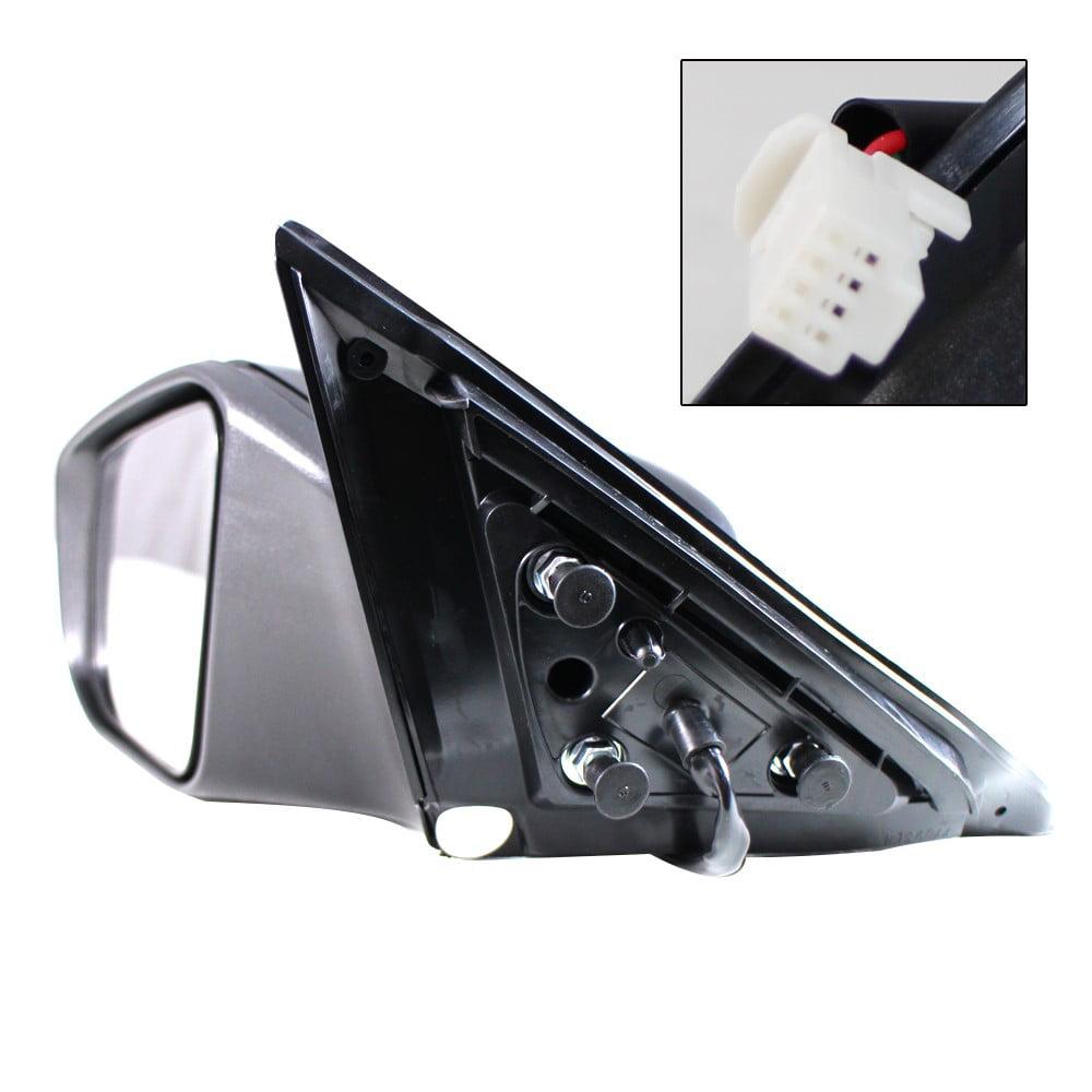 VAQ2 Front,Left Driver Side DOOR MIRROR For Nissan Altima NI1320223