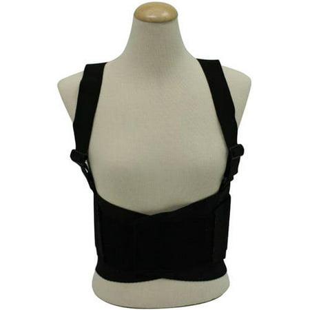Action Belt (Jobri BetterBack Industrial Action Belt with Sewn-in Suspenders,)
