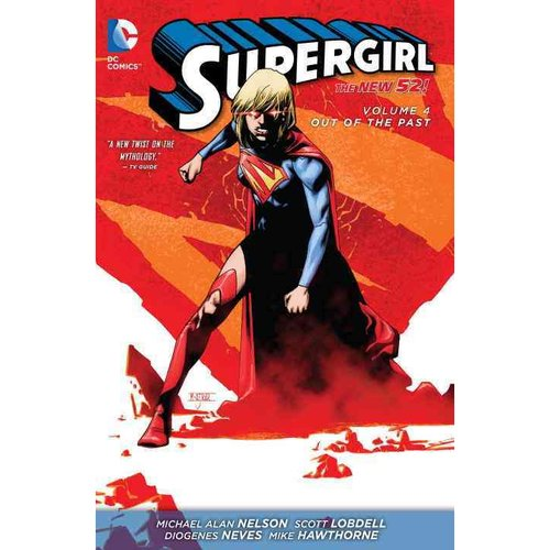 Supergirl 4: Out Of The Past