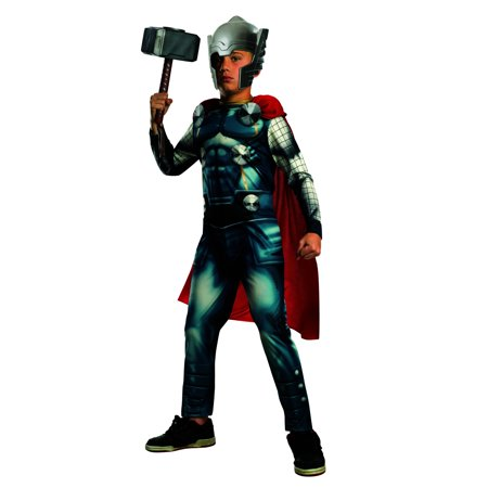 Avengers Assemble Marvel Thor Child Costume Large