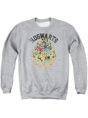 Harry Potter - Hogwarts Crest - Crewneck Sweatshirt - Medium