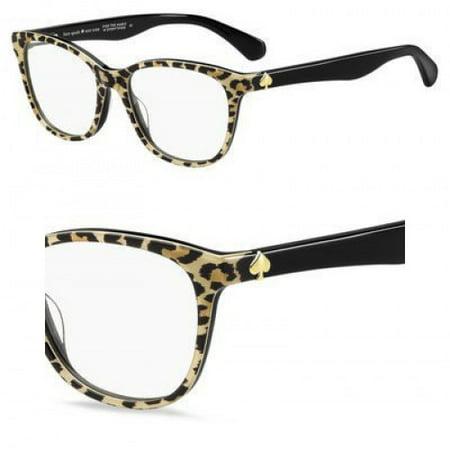 - Kate Spade KS Atalina Eyeglasses 0INA Dmnfbr Black