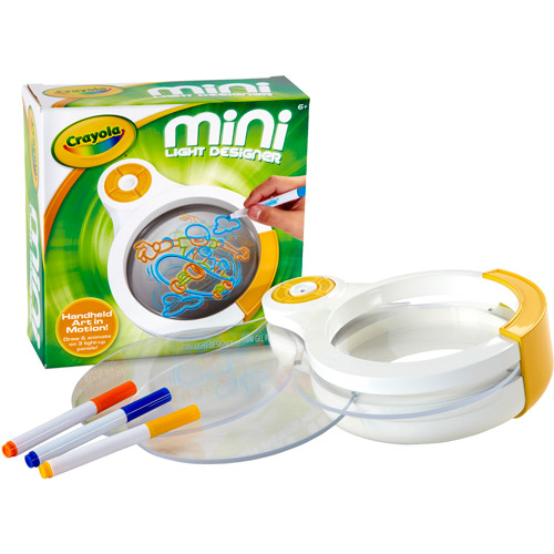 Crayola Mini Light Designer Kit