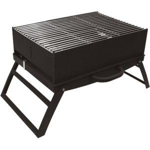 Barbour 500-410 Classic Fold and Go Charcoal Grill