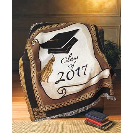 2017 Graduation Throw, Fast shipping,Brand T Brass