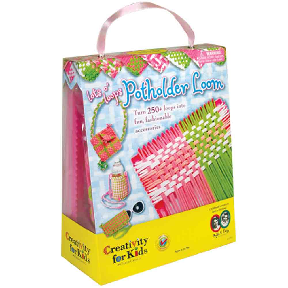 Lots o' Loops Potholder Loom Kit