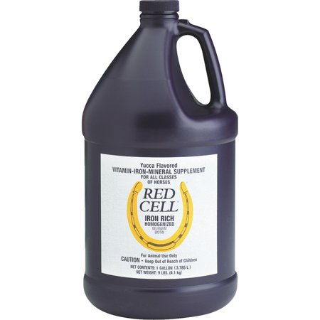 Red Cell Horse Feed Supplement