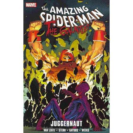 Spiderman: The Gauntlet 4: Juggernaut by