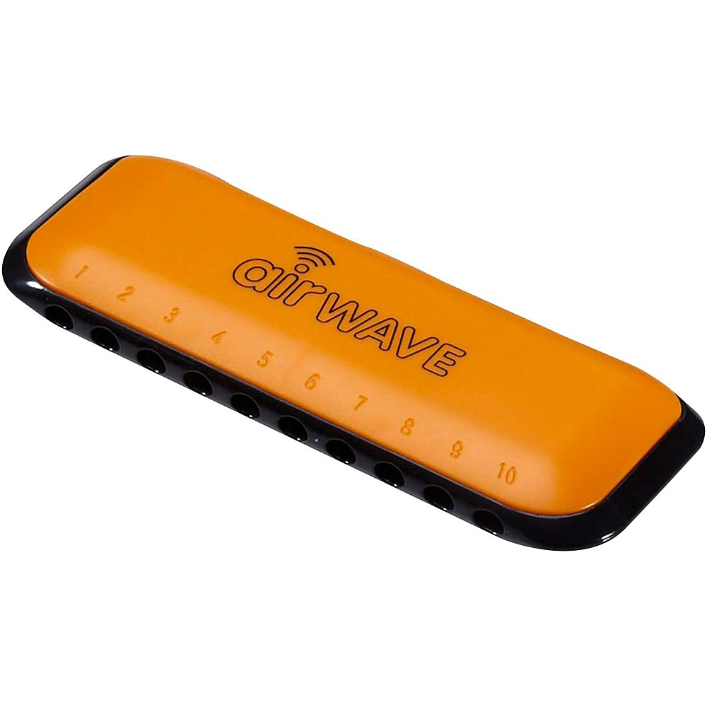 Suzuki Airwave Harmonica (Key of C) Orange