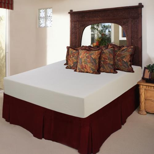 Select Luxury  Medium Firm 9-inch Twin-size Memory Foam Mattress