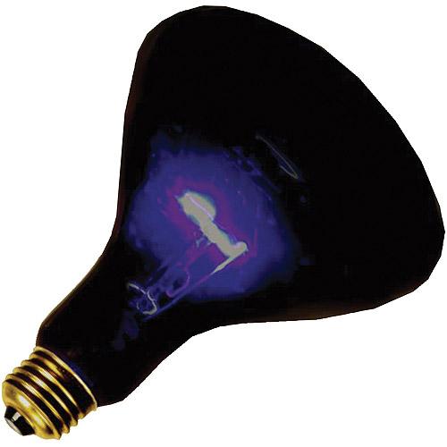 BLACK LIGHT 75 WATT SPOT BULB