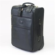 Claire Chase 230E-black Classic 22 in. Pullman with Cover - Black