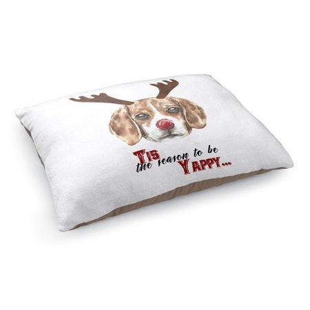 Tucker Murphy Pet Joyner Tis The Season To Be Yappy Pet Pillow