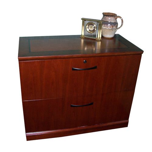 Mayline Group Sorrento Series 2-Drawer Lateral File