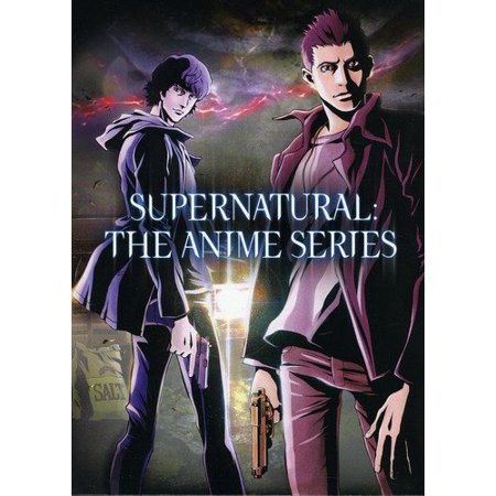 Supernatural  The Anime Series  Full Frame