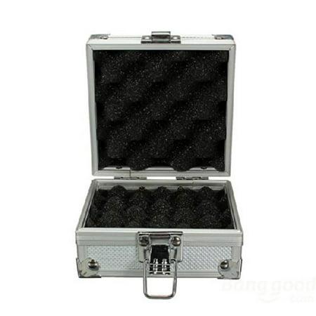 - Dermasoft Alloy Aluminium Case Box For Tattoo Machine Kit Gun Box