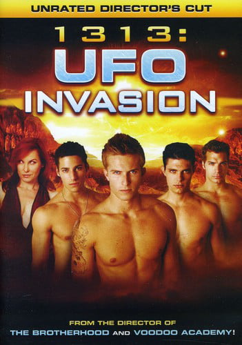 1313: UFO Invasion by MVD DISTRIBUTION