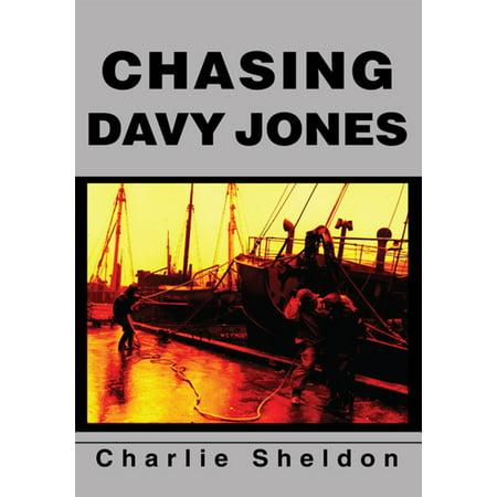 Chasing Davy Jones - eBook - Davy Jones Makeup