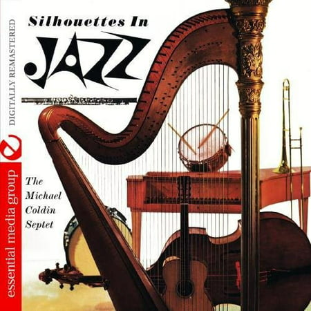 Michael Septet Coldin - Silhouettes in Jazz [CD]](Jazz Silhouette)