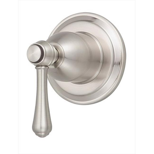 Danze D560957BNT Opulence .75 in. Thermostatic Volume Control Trim in Brushed Nickel - image 1 of 1