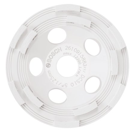 5 in. Diamond Cup Grinding Wheel