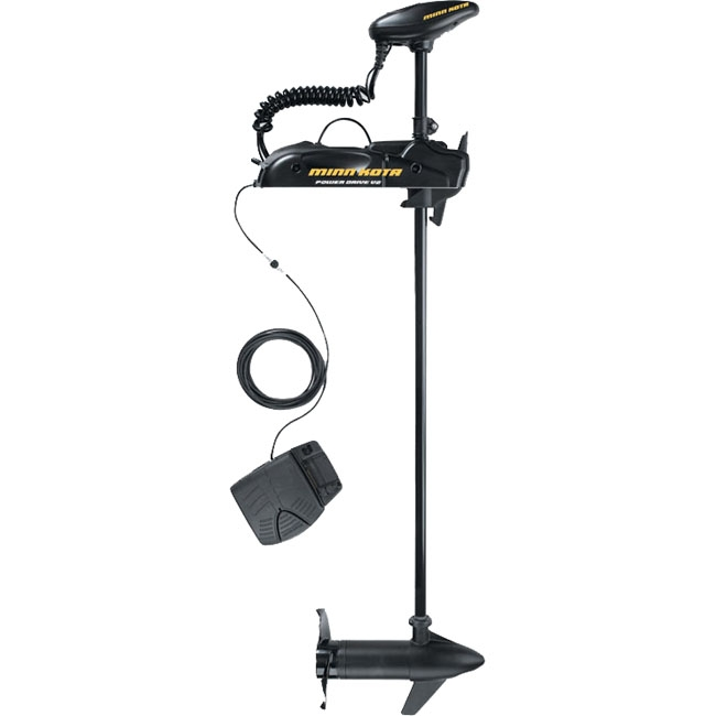 Minn Kota 50 PowerDrive V2 50-lb Thrust Freshwater Bow Mount