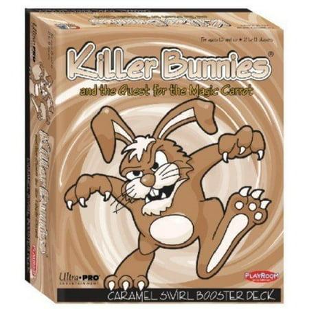 Killer Bunnies: Quest for theMagic Carrot - Caramel Swirl Booster Deck
