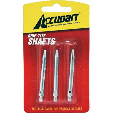 Accudart Grip-Tite Dart Shafts, 3-Pack