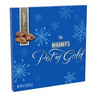 Hershey's, Holiday Pot of Gold Pecan Caramel Clusters Candy, 8.7 Oz.