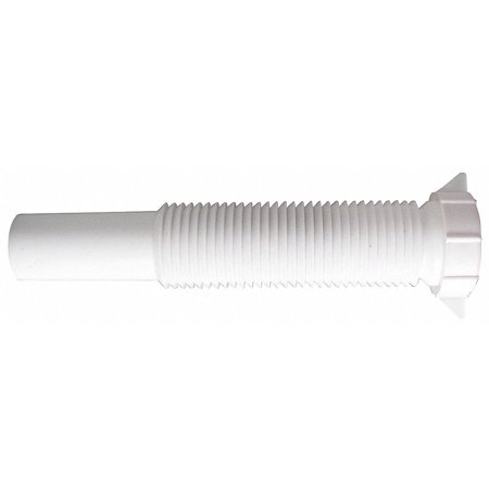 Polypropylene White Extension, 1-1/4
