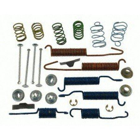 carlson quality brake parts h7055 rear drum hardware kit. Black Bedroom Furniture Sets. Home Design Ideas
