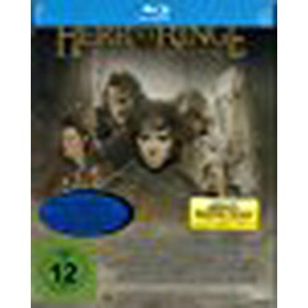 Lord of the Rings Fellowship of the Ring Blu-ray SteelBook [German] (Halloween German Steelbook)