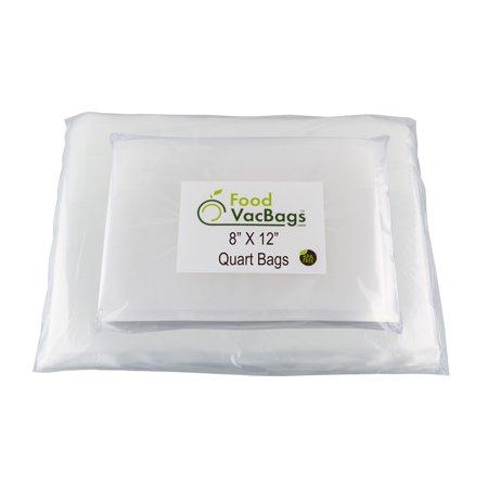 Foodsaver Compatible Vacuum Sealer Bags 50 Quart Amp 50