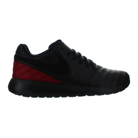 reputable site 4f201 c611c Nike - Mens Nike Roshe Tiempo VI FC Black Team Red Metallic Gold 852613-001  - Walmart.com