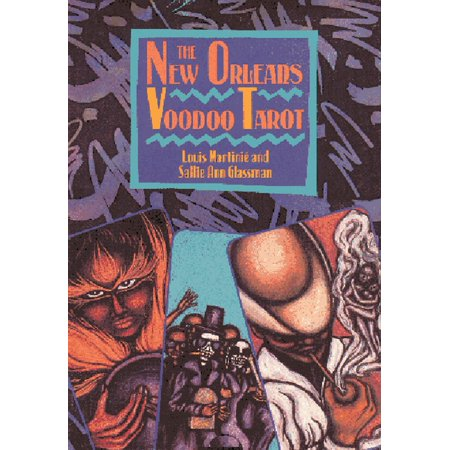 The New Orleans Voodoo Tarot - Voodoo Items