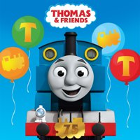 Happy Birthday, Thomas! Let's celebrate with some new and exclusive toys.