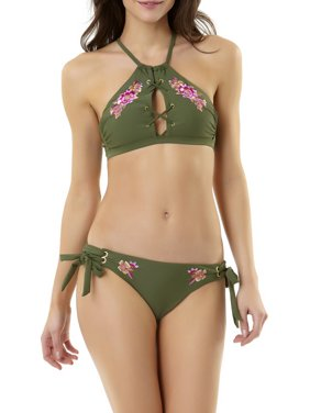 7dde4bb9d1657 Product Image Women's Elevated Dolce Vita Bikini Top. Product TitleTime and  TruWomen's ...