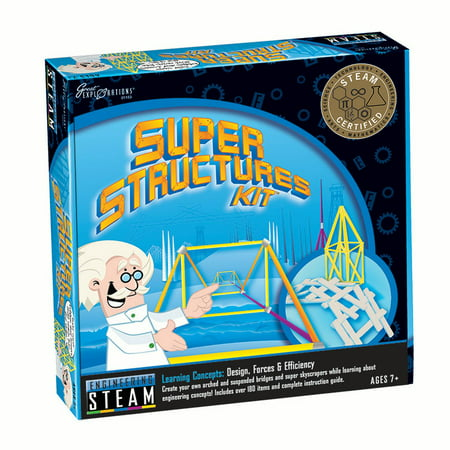 STEAM Learning System, Engineering, Super Structures Kit