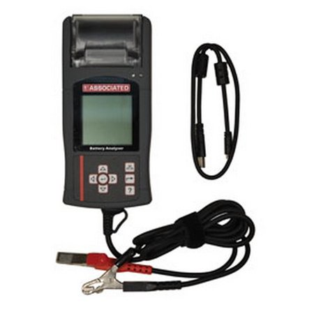 Associated Equipment 12-1015 Digital Battery Electrical System Analyzer Starter w/ Thermal (Ed 18 Battery & Electrical System Analyzer)