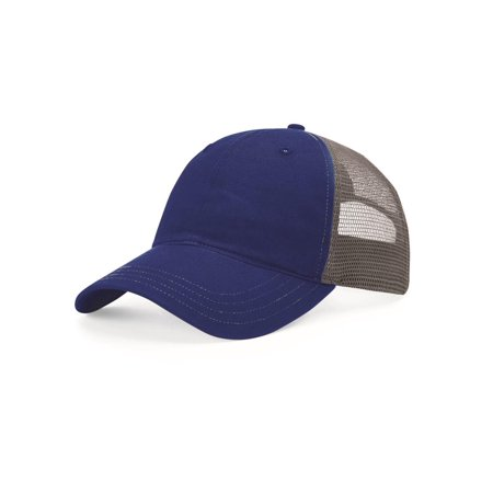 Richardson - 111 Richardson Headwear Garment Washed Trucker Cap -  Walmart.com 34dda0479f82