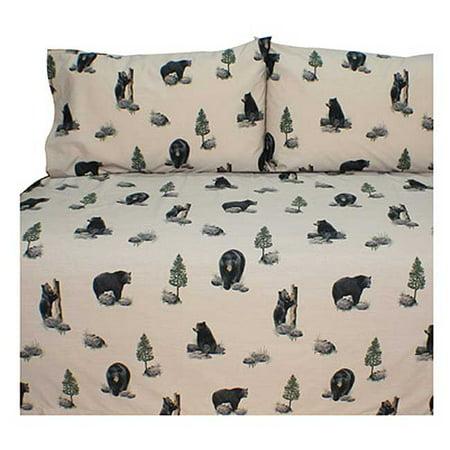 The Bears Sheet Set - Full (Bears Full Bed)