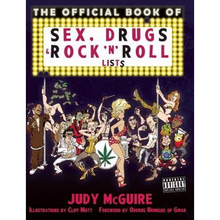 The Official Sex, Drugs, and Rock 'n' Roll Book of Lists - Halloween Music List